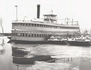 Kahlke Brothers Boatyard Ferryboat W. J. Quinlan