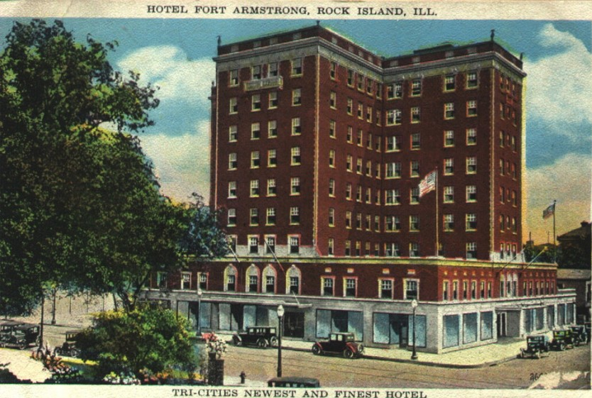 Fort Armstrong Hotel