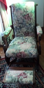 Cleman Knell Chair 2